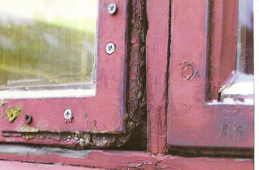 gamle vinduer givet væk escortpige
